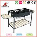 cocinar al aire libre de hierro fundido estufa de gas portátil
