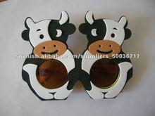 niños animal EVA vasos