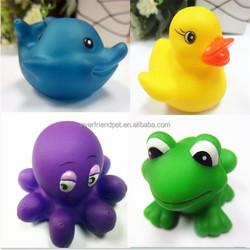 2014 New Eco-Friendly PVC Bath Toy Animal