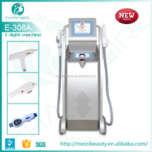 2015 the newest hair removal fast treatment Elight SHR /OPT machine for acne remover/nd yag laser price