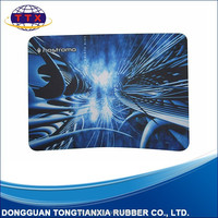 Customized logo Computer rubber mouse pad
