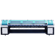 Gongzheng 3.2m outdoor large format inkjet printer with Spectra Polaris 512 35PL head