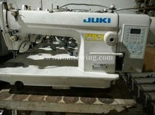 Second hand Juki ddl-8100B-7R computerized single-needle quilting machine