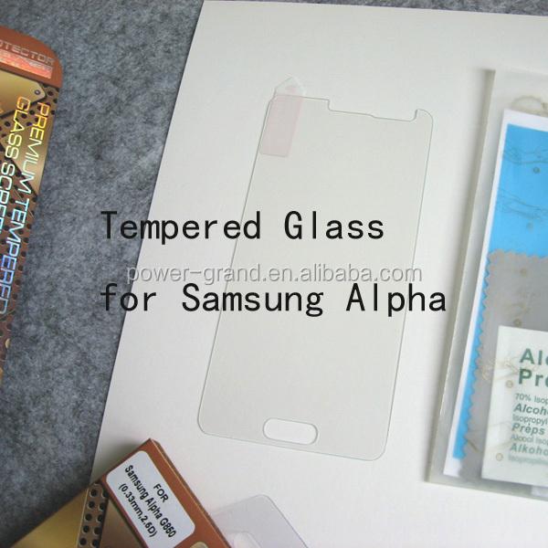 De calidad superior 9 H vidrio templado protector de pantalla de ...