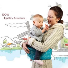2015 Best Selling Top Quality Breathable baby hip seat carrier , multi-functional baby wrap carrier