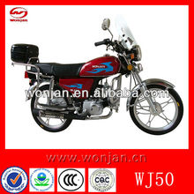 New 50cc pocket bike mini motorcycle with EEC/street bike for sale from China (WJ50)