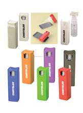 adhesive microfiber mobile phone screen cleaner,liquid mobile phone cleaner,cell phone cleaner YC794