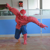 Hola hero costume spiderman costume for adult