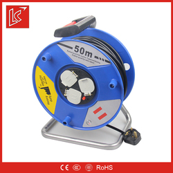 LC Wholesale cable reel mechanism 13a 16a 25m 40m 50m UK socket good quality