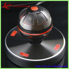 2015 wireless Floating portable super bass Mini NFC Levitating Bluetooth Speaker