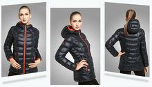 vendible de alta calidad de las mejores marcas para damas ropa de invierno