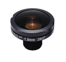 best selling products 360 degree fisheye lens ip camera china lens factory
