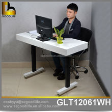 Modern motor drive wheels standing office furniture table designs