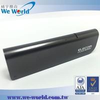 Fantastic surface brushed finish printing aluminum usb flash drive cover