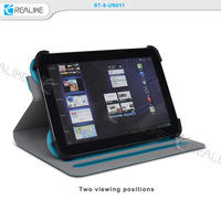 360 rotating leather stand universal tablet cover, accept paypal luxury universal rugged 7 inch tablet silicon case