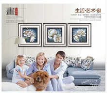 Incredible wall hanging flower pictures 3D