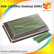 Memory ddr3 4gb ram 1333 Mhz compatible with all motherboards