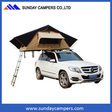 2015 Cheap and great camping car roof tent/camping luxury tent