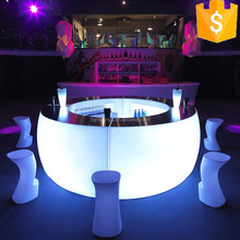 2015 Color changing LED furniture/ bar LED furniture/ night club LED furniture for sale