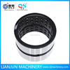 hitachi excavator pin and bushing with flange hole type oil groove pin and bushings