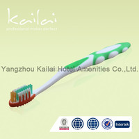New model disposable hotel toothbrush/hotel toothbrush in fist class/Hotel folding disposable toothbrush