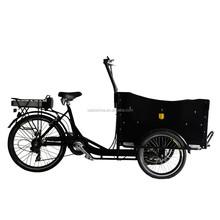 new product family cargo bike