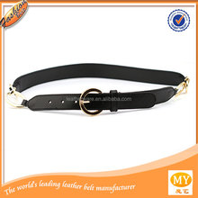 fashion jean waist chain belt for women with crystal buckle