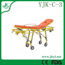 stretcher with head/trunk