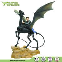Fiberglass Statue Lord of the Ring Figure