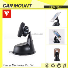 Magnetic Cell Phone Mount,Universal Magnetic Car Mount Holder, Windshield Mount and Dashboard Mount Holder