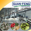 industrial food drying machine belt type
