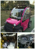 Hot Sale! Chinese Two Seat Mini Electric Car