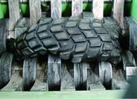 tire recycling machine