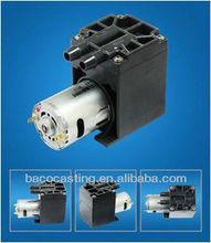 0.8l/min membran mini-vakuumpumpe mit wettbewerbsfähigen preis/self pumpe