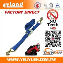 [EZ LOAD] 50mm 1,500 KGS Toothless Design Cam Buckle Tie Strap