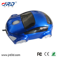 JRD YM20 Car mouse car shape optical mouse car shape mouse with usb cabe colorful comfortable usb mini optical mousedrivers usb