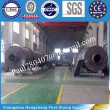 De la marca china hg2.4x20 de carbonato de calcio secador de