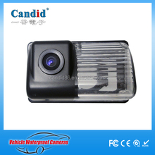 CCD waterproof car reversing aid for toyota corolla/ car reverse camera
