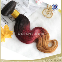 New coming!China wholesale most popualr can be dyed real tangle free brazilian virgin human hair weave