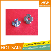 Customized single die casting metal mold for go kart parts with high tolerance