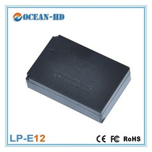 Wholesale Alibaba China for Canon LP-E12 camera battery pack