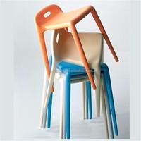 plastic stool/durable Yuyu stool chair