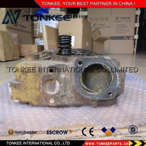 S4KT cylinder head assy for CAT E120B (3).jpg