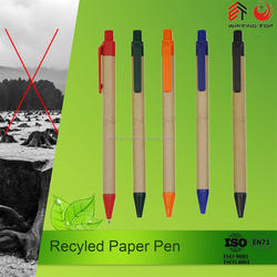 eco friendly promotional ecological pen