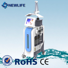 CE approved SPA600 hydro jet peeling machine / hydro facial / power peel microdermabrasion machine
