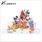 china fabrico de desenhos animados 3d parede poster 3d wallposter