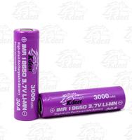 100% Genuine wholesale 3000mah rechargeable 3.7v vaporizer batteries