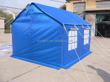 easy set up temporary disaster relief refugee tent for emergency shelter