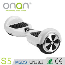 Kids 2 Wheels Hoverboard in Super Small Size Smart Balancing Scooter