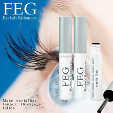 Private labeling beauty makeup FEG eyelash growth serum lash extensions cost